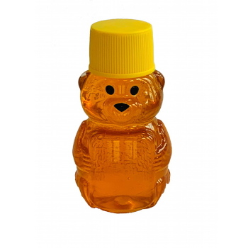 2.5oz Honey Bear Bottle
